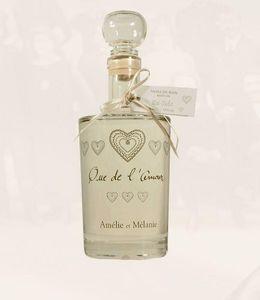 Amelie et Melanie - que de l'amour - Bath Oil