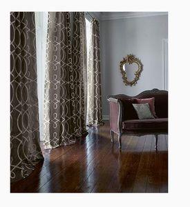 JAB Anstoetz - tom house - Hooked Curtain
