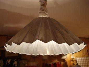 au petit coeur d'amour - zinc - Hanging Lamp