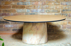 LE POINT D - aouhmmm - Round Coffee Table