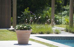 POTERIE GOICOECHEA - cuvier lisse - Flower Pot