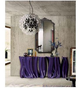 BOCA DO LOBO - monochrome - Console Table