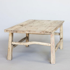 Atmosphere D'ailleurs -  - Rectangular Coffee Table