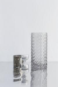 &klevering - tealight holder cosmic silver - Candle Jar