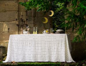 Harmony - calvi- - Rectangular Tablecloth