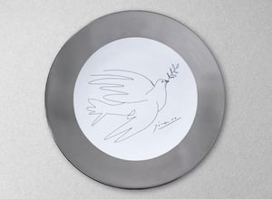 MARC DE LADOUCETTE PARIS -  - Dinner Plate