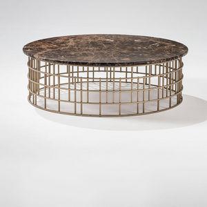 Adriana Hoyos B -  - Round Coffee Table