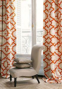 Manuel Canovas - tanvi - Hooked Curtain