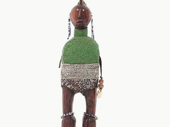 MAISON INTEGRE - poupée namji lun - Figurine
