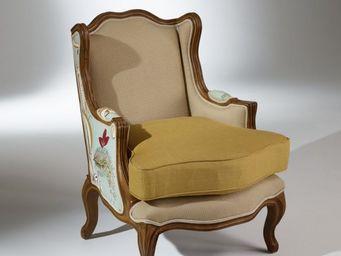 Robin des bois - antoine - Armchair With Headrest