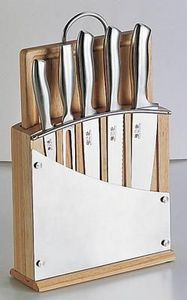 Rousselon Lion Sabatier - bloc madrid orion - Knife Block