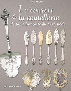 Editions Faton - le couvert - Decoration Book
