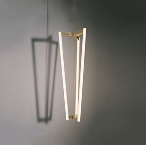 Michael Anastassiades - tube chandelier - Hanging Lamp
