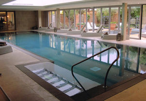 GUNCAST SWIMMING POOLS -  - Indoor Pool