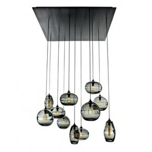 ALAN MIZRAHI LIGHTING - am453 pomp - Chandelier