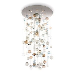 ALAN MIZRAHI LIGHTING - am1007 custom bubbles - Chandelier