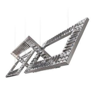 ALAN MIZRAHI LIGHTING - am4004 angled windfall - Chandelier