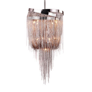 ALAN MIZRAHI LIGHTING - chain109 triple ring - Chandelier