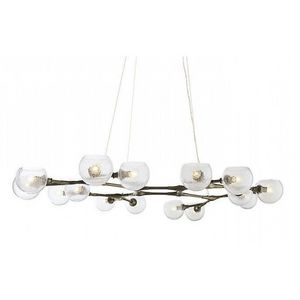 ALAN MIZRAHI LIGHTING - al0129 mahowald - Chandelier