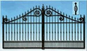 Mc Cancelli -  - Entrance Gate