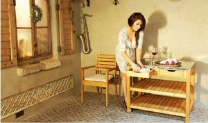 Baudisson Rondo -  - Side Table