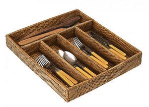 ROTIN ET OSIER - laura - Cutlery Tray