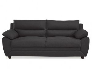 WHITE LABEL - canapé manoa - 3 Seater Sofa