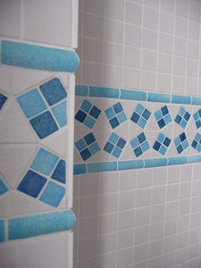 Emaux de Briare - gaudi - cadaquès - Mosaic Tile Wall