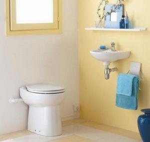SFA - sanicompact 43 - Macerating Toilet