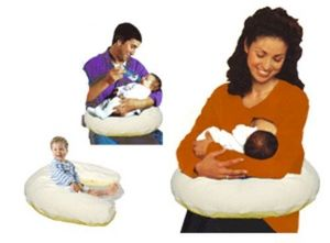 Bambisol -  - Breastfeeding Cushion
