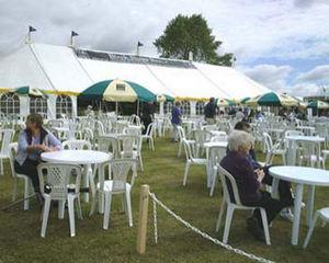 Chapitech -  - Reception Tent