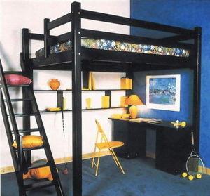 Mezzaline - lit mezzanine fanou - Mezzanine Floor