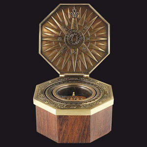 HEMISFERIUM - boussole cardan ou marine - Compass