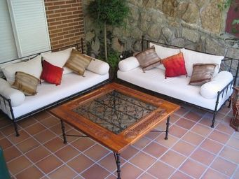 Decoraci�n Andalus� -  - Garden Coffee Table