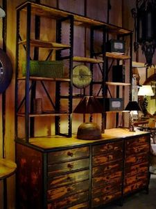 1864 - paire de bibliothèques - Bookcase