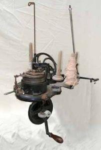 PNEC BERTIN -  - Sewing Machine