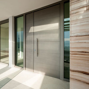 Silvelox - optima - Double Front Door