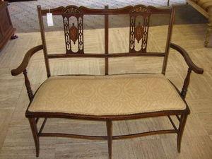 Antiquariato Europeo -  - Bench Seat
