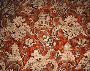 ANTICO COTONIFICIO VENEZIANO -  - Upholstery Fabric