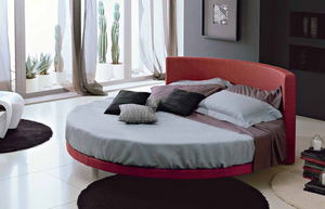 SIGNATURE HOME COLLECTION - si-mote - Round Double Bed