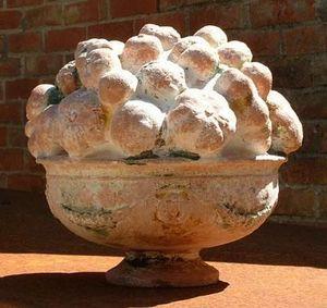 Ampholia-Anduze - coupe frutta - Sculpture