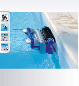 ZODIAC - sweepy free - Automatic Pool Cleaner