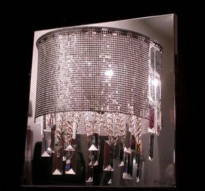Adriana Lohmann - mirror - Wall Lamp
