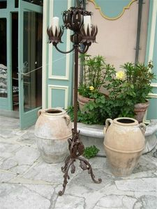 Jacque's Antiques -  - Candle Holder