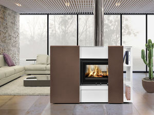 FONDIS®-ETRE DIFFERENT - modulo® 190 - Wood Stove