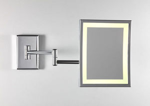 Miroir Brot - square lm-bd - Illuminated Mirror