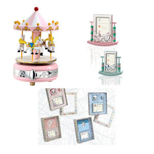 INTERNATIONAL GIFT_LARMS GROUP - oggetti bambino 0-3 anni - Crib Mobile