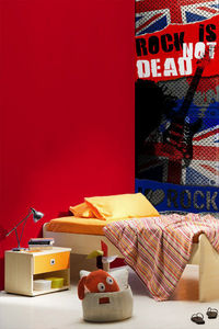 DECLIK - rock is not dead ! - Single Strip Of Wallpaper