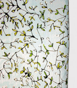 LALIE DESIGN - sous le gui cy - Wall Fabric