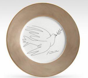 MARC DE LADOUCETTE PARIS -  - Serving Plate
